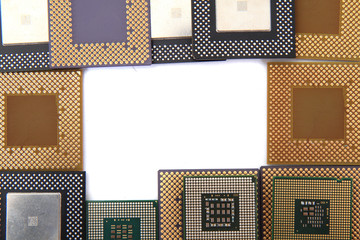group of micoprocessors