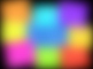 fondo difuminado de colores