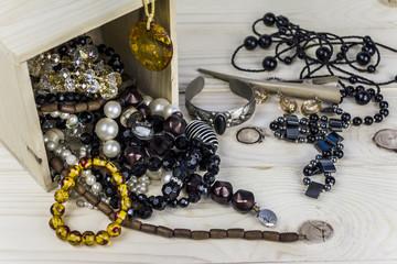 Grandma's beads