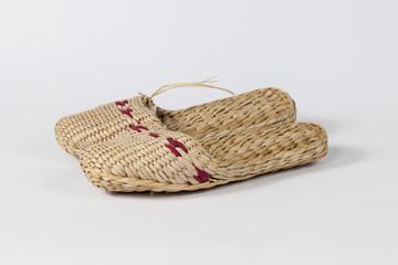 Handmade Wicker slipper