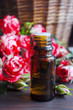 Essential rose oil