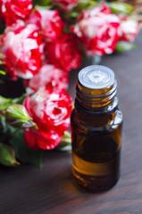 Essential rose oil