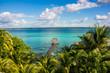 Bacalar Lake at caribbean. Quintana Roo Mexico, Riviera Maya - 77558389