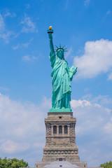 Statue of Liberty New York American Symbol US