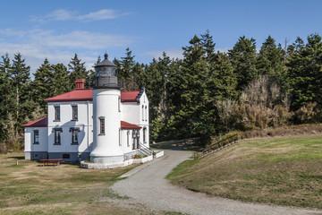 Almiralty Head Lighthouse