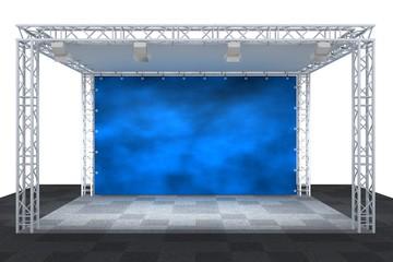 Beursstand - presentatie platform voor product