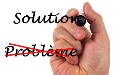 Problème et solution