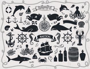 Maritime Clip Art