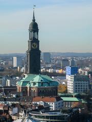 St Michaels's Hamburg