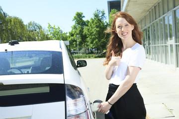 Put Energy on Hybrid Vehicle
