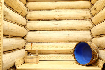 The image of sauna accessory
