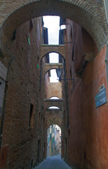 Toscana,Siena,centro storico