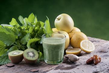 ingredient for shake nettles