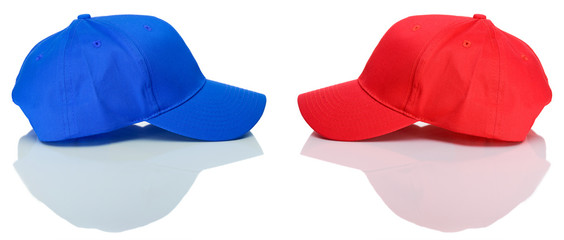 Baseball: Baseball Caps Head to Head