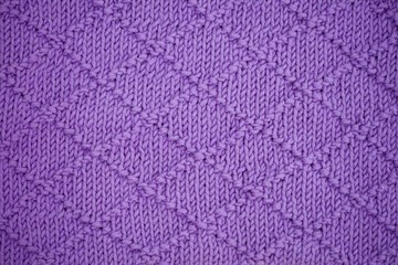 knitting wool sweater texture close up