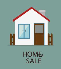 Real estate design, Vector Illustration