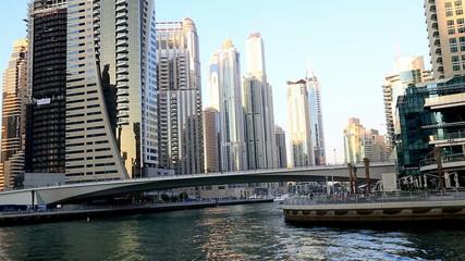 A view of the Dubai