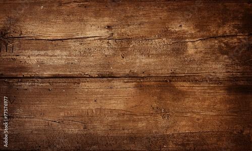obraz PCV stare drewniane tle