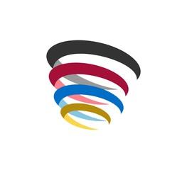 Abstract logo 12