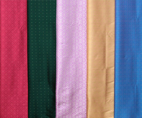 silk cloth fabrics