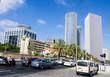Building skyscrapers in Tel Aviv