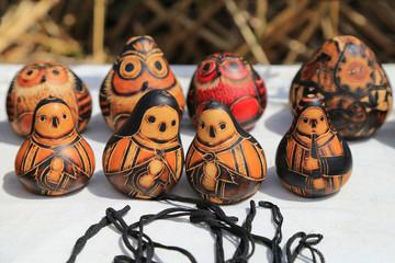 Peru handicraft sourvenir