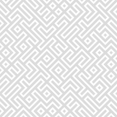 Vector light seamless pattern. Traditional hatching of