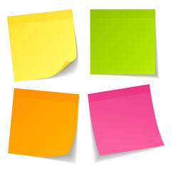 Stick Notes Color Mix
