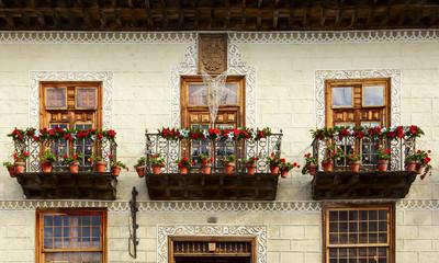 la orotava balcony
