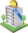 Investir des euros avec la loi Pinel (détouré)