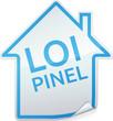 Sticker des bâtiments loi Pinel