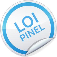 Sticker Loi Pinel (détouré)