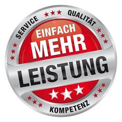 Einfach mehr Leistung - Service, Qualität, Kompetenz