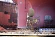 Schiffsschraube und Ruder - 77603784