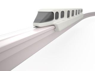 Monorail, 3D