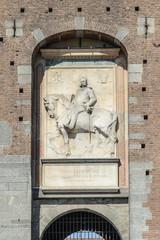 Milano, castello 4