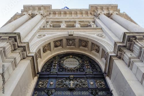 Papiers peints Con. Antique Milano, Banca d'italia 1