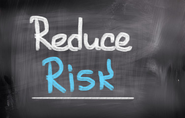 Reduce Risk Concept