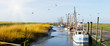 Kutterhafen in Friesland - 77609178