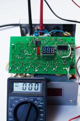 Troubleshooting Electronic Circuit