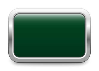 dark green metallic button template