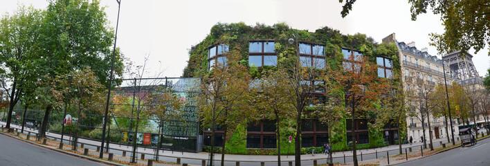 Museum du quai Branly in Paris