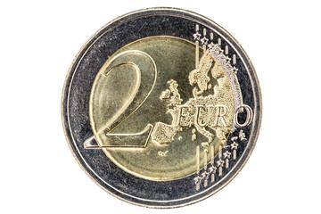 Two Euros Coin