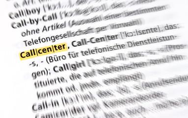 Callcenter - Konzept