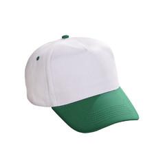 Baseball Cap Weiss Gruen