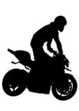 Fototapety Moto sport