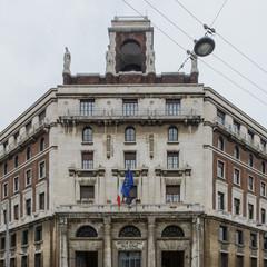 Milano, palazzo storico