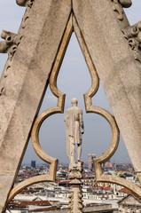 Milano, guglia Duomo