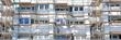 fassade, wohnbau, maler - 77619147