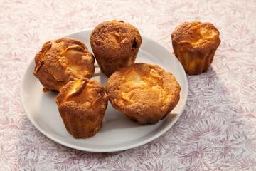 Cinq muffins
